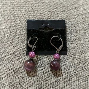 Beautiful latch hook Earrings